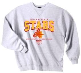 Philadelphia Stars USFL Crew