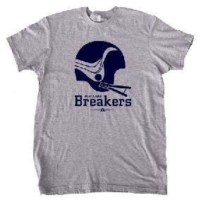 Portland Breakers Helmet Tee