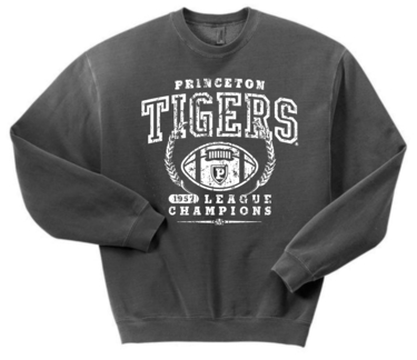 Princeton Tigers 57 Football Champs Crew