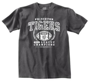 Princeton Tigers 57 Football Champs Tee