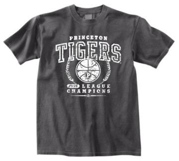 Princeton Tigers '59 Basketball Champs Tee
