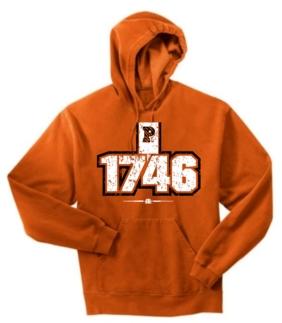 Princeton Tigers 1746 Hoody