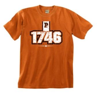 Princeton Tigers 1746 Tee