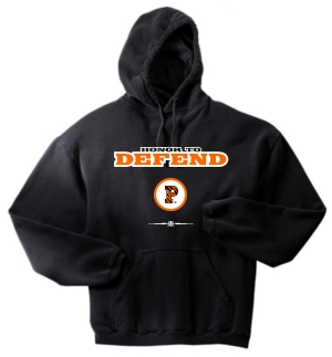Princeton Tigers Fight Song Hoody