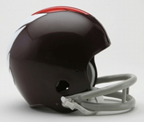 1960-1964 Washington Redskins Throwback Mini Helmet
