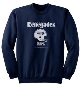 USFL Orlando Renegades Locker Crew