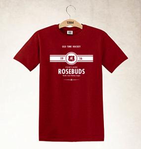 Portland Rosebuds T-Shirt