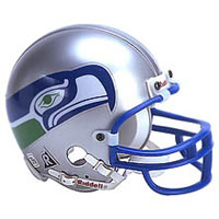 Riddell Seattle Seahawks Full Size Replica Helmet