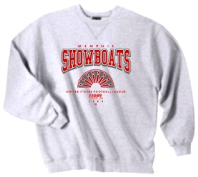 Memphis Showboats USFL Crew