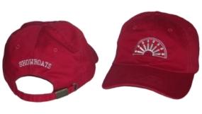 Memphis Showboats Adjustable Hat