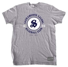 Sacramento Solons 1903 Vintage T-Shirt