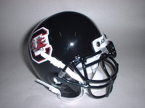 2004 South Carolina Gamecocks Throwback Mini Helmet