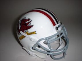 1966 South Carolina Gamecocks Throwback Mini Helmet
