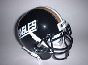 1989 Southern Miss Golden Eagles Throwback Mini Helmet