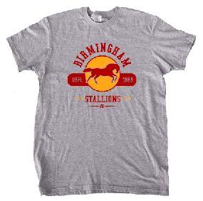 Birmingham Stallions USFL Oxford T-Shirt