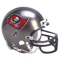 Riddell Tampa Bay Buccaneers Full Size Replica Helmet