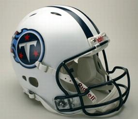 Tennessee Titans Full Size Revolution Helmet