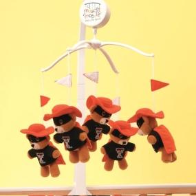 Texas Tech Red Raiders Mascot Mobile