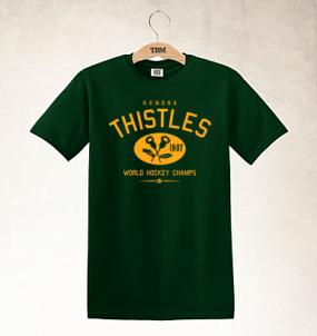 Kenora Thistles Forest T-Shirt
