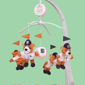 Detroit Tigers Mascot Mobile