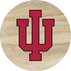 Thirstystone Indiana Hoosiers Collegiate Coasters