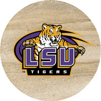 Thirstystone LSU Tigers Collegiate Coasters
