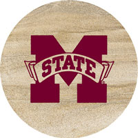 Thirstystone Mississippi State Bulldogs Collegiate Coasters