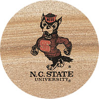 Thirstystone N.C. State Wolfpack Collegiate Coasters