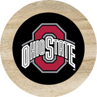 Thirstystone Ohio State Buckeyes Collegiate Coasters