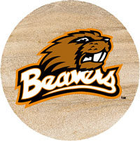 Thirstystone Oregon State Beavers Collegiate Coasters