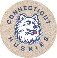 Thirstystone Connecticut Huskies Collegiate Coasters