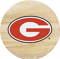 Thirstystone Georgia Bulldogs Collegiate Coasters