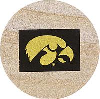Thirstystone Iowa Hawkeyes Collegiate Coasters