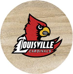 Thirstystone Louisville Cardinals Collegiate Coasters