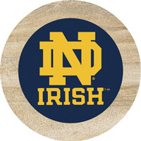 Thirstystone Notre Dame Fighting Irish Collegiate Coasters