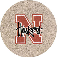 Thirstystone Nebraska Cornhuskers Collegiate Coasters