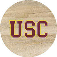 Thirstystone USC Trojans Collegiate Coasters