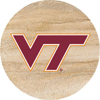 Thirstystone Virgina Tech Hokies Collegiate Coasters