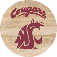 Thirstystone Washington State Cougars Collegiate Coasters