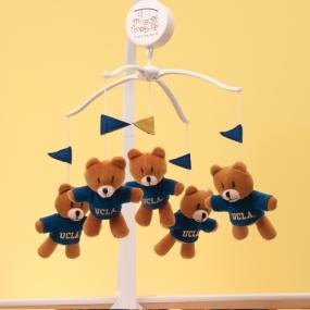UCLA Bruins Mascot Mobile
