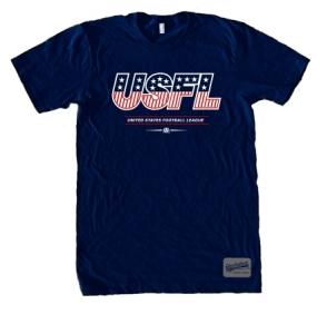 USFL Logo Tee