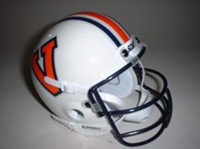 1978 Virginia Cavaliers Throwback Mini Helmet