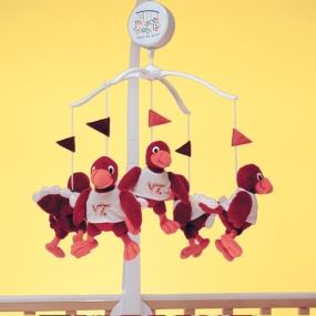 Virginia Tech Hokies Mascot Mobile