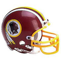Riddell Washington Redskins Full Size Replica Helmet