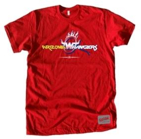 USFL Arizona Wranglers Logo Tee