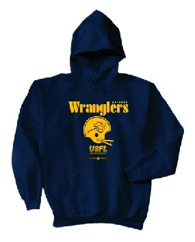 Arizona Wranglers Locker Hoody