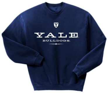 Yale Bulldogs The Commons Crew