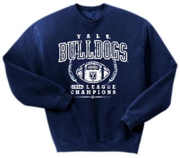 Yale Bulldogs '56 Football Champs Crew