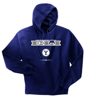 Yale Bulldogs Fight Song Hoody