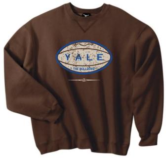 Yale Bulldogs Pigskin Crew